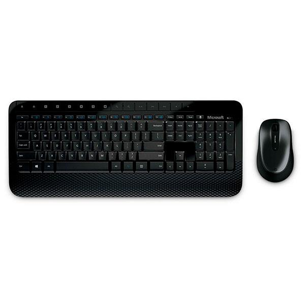 Microsoft Wireless Desktop 2000 Por – Kit de teclado y ratón