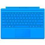 Microsoft TYPE COVER Teclado para Surface Pro 4  Azul- Funda