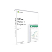 Microsoft Office Home and Business 2019 Caja - Suite