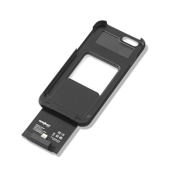 Minibatt Funda para Iphone 7 carga inalambrica – Accesorio