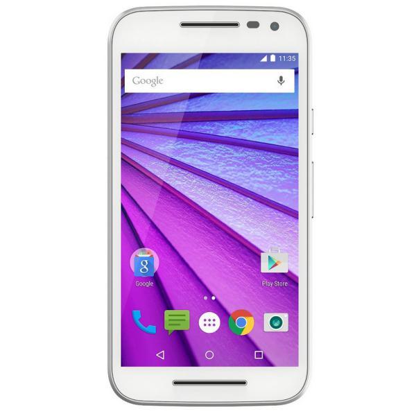 Motorola Moto E3 Blanco – Smartphone