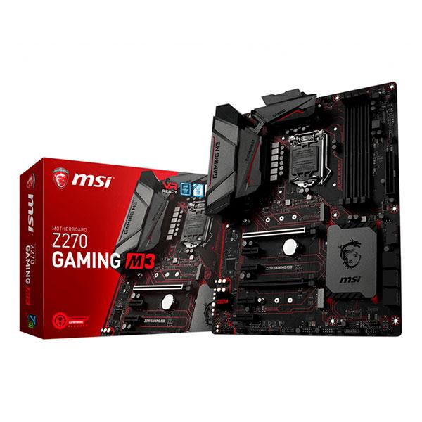 MSI Z270 Gaming M3 – Placa base