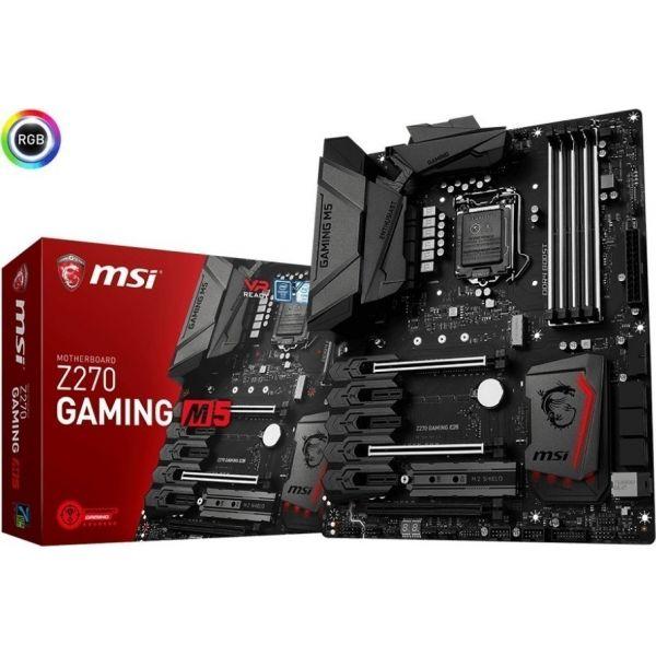 MSI Z270 Gaming M5 – Placa Base