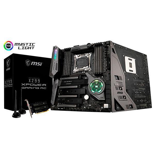 MSI X299 XPower Gaming AC – Placa Base