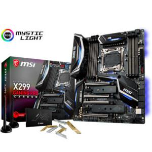 MSI X299 Gaming Pro Carbon AC – Placa Base