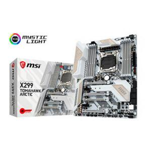 MSI X299 Tomahawk Arctic – Placa Base