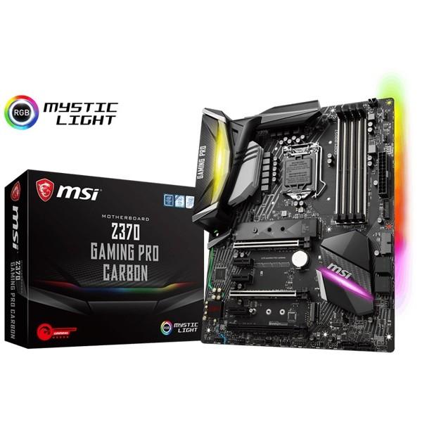 MSI Z370 Gaming Pro Carbon AC – Placa Base