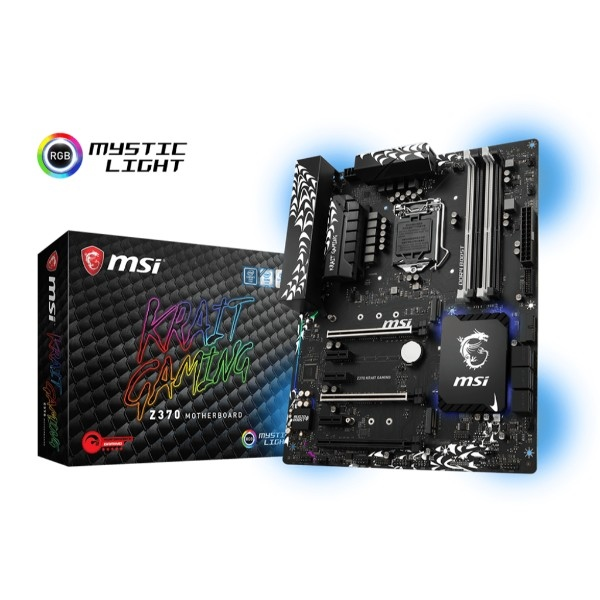 MSI Z370 Krait Gaming – Placa Base