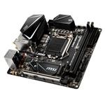 MSI MPG Z390I Gaming Edge AC, Intel Z390 Mainboard -