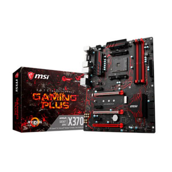 MSI X370 Gaming Plus – Placa Base