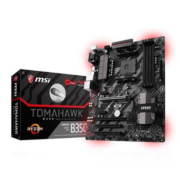 MSI B350 Tomahawk – Placa Base