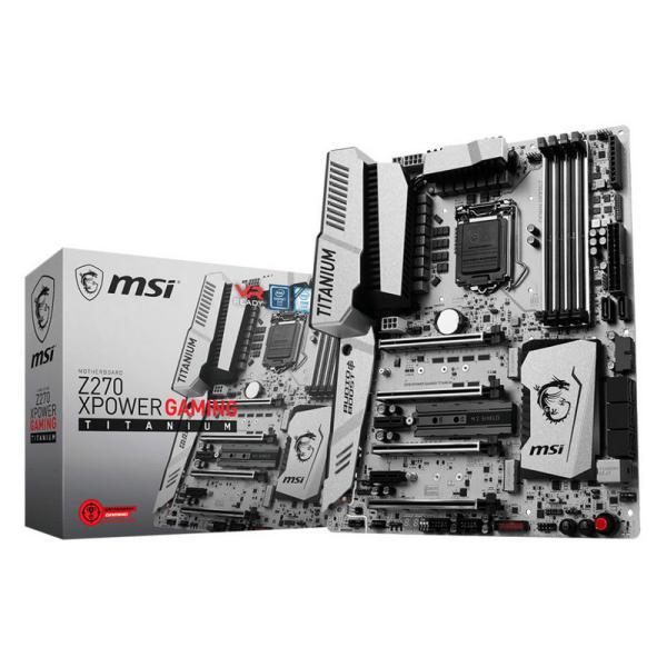 MSI Z270 Xpower Gaming Titanium – Placa Base
