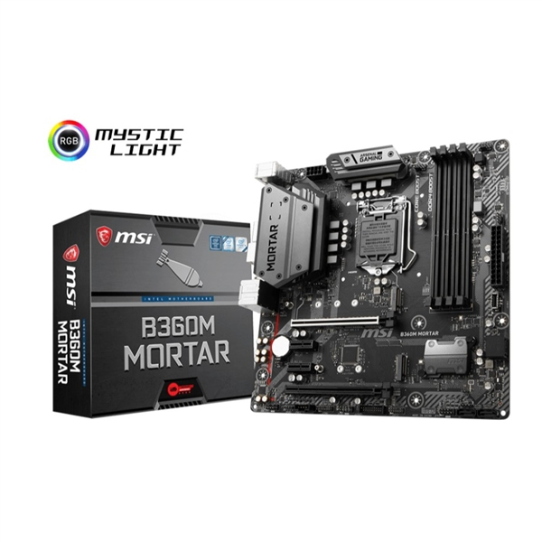 MSI B360M Mortar – Placa Base
