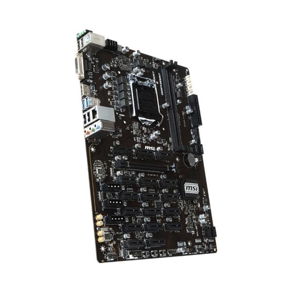 MSI B360-F Pro (Modelo Mining) – Placa Base