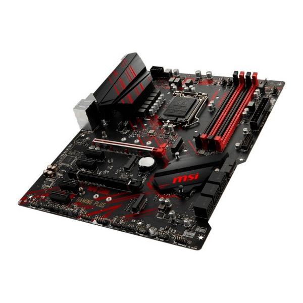 MSI Placa Base MPG Z390 GAMING PLUS ATX LGA1151