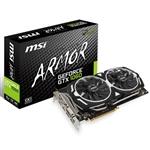 MSI Nvidia GeForce GTX1060 Armor OC 6GB GDDR5 – Gráfica