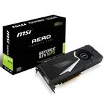 MSI Nvidia GeForce GTX 1070 Aero OC 8GB – Gráfica