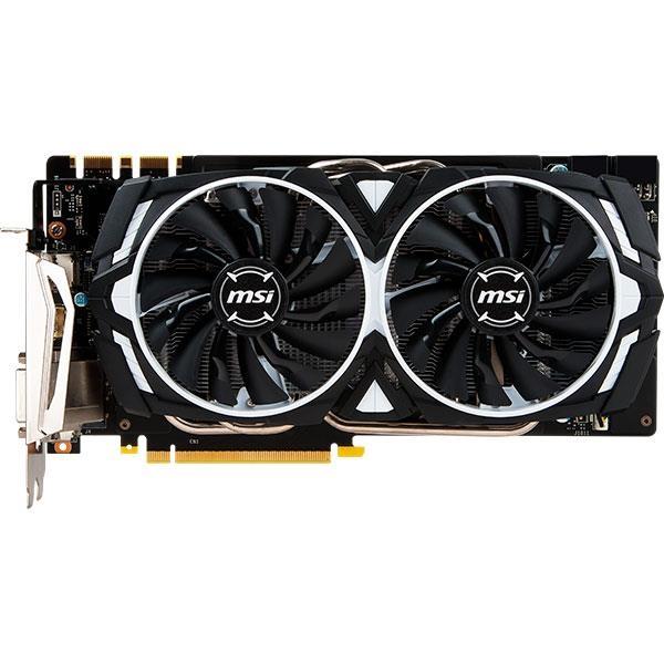 MSI Nvidia GeForce GTX 1070 Ti 8GB Armor - Gráfica