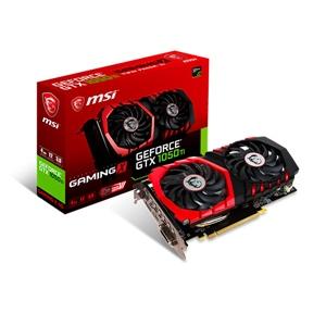 MSI Nvidia GeForce GTX 1050 Ti Gaming X 4GB - Gráfica