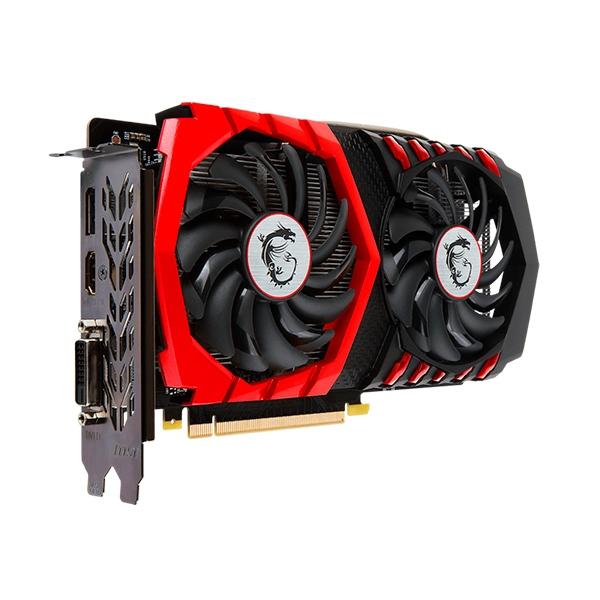 MSI Nvidia GeForce GTX 1050 Gaming X 2GB – Gráfica