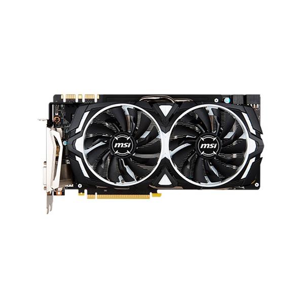 MSI Nvidia GeForce GTX1080 Armor 8GB - Tarjeta Gráfica