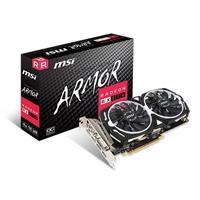 MSI AMD Radeon RX570 Armor OC 4GB – Gráfica