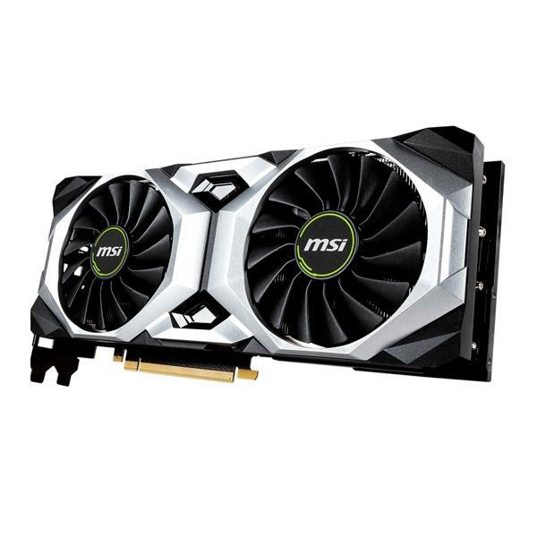 MSI Nvidia GeForce RTX 2080 TI Ventus OC 11GB - Gráfica