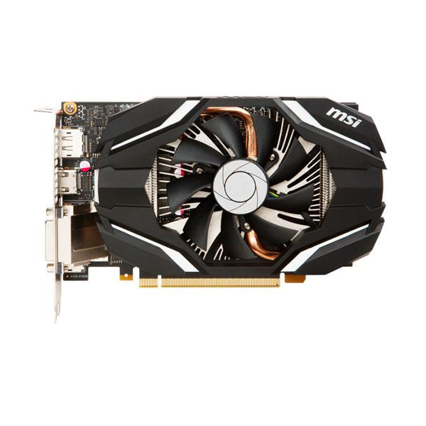 MSI NVIDIA GeForce GTX1060 6GB OC – Gráfica