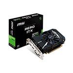 MSI Nvidia GeForce GTX1050 Ti Aero ITX OCV1 4GB – Gráfica