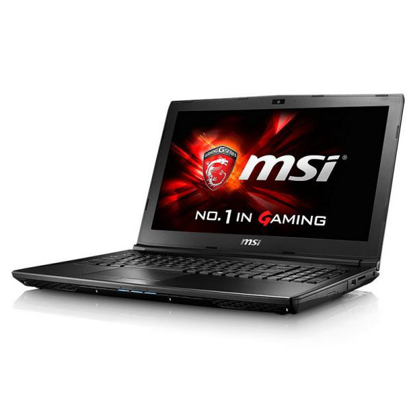 MSI GL62-6QF-1230XES i5 6300 8GB 1TB+256 960 DOS – Portátil