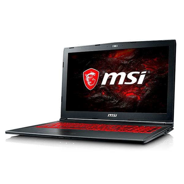 MSI GV62 1810XES i7 7700 8GB 1TB 1050 TI DOS – Portátil