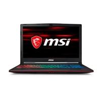 MSI GP63 665XES i7 8750 16GB 1TB+256GB 1060 DOS - Portátil