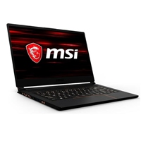 MSI GS65 8SG 031ES i7 8750 16GB 512G SSD 2080 W10 - Portátil