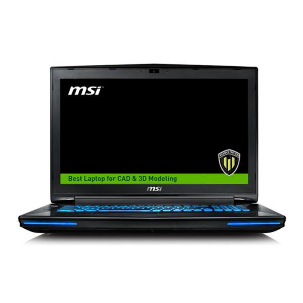 MSI WT72 1284ES E3 1505M 32GB 1TB+256G M4000 W10P – Portátil