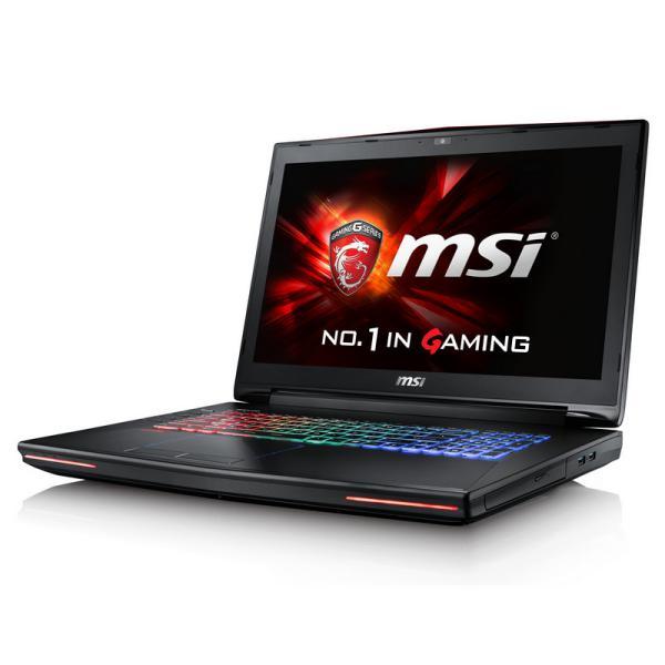 MSI GT72VR 7RD 462XES i7 7700 16GB 1TB+256 1060 – Portátil