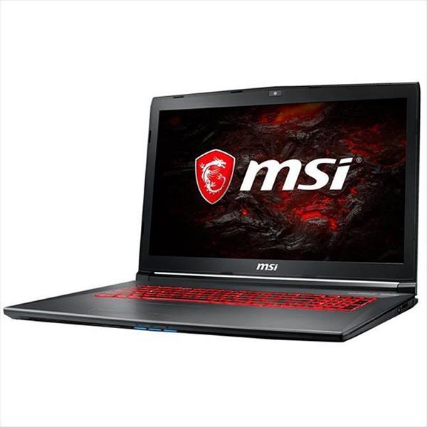 MSI GV72 1038XES i7 7700 8GB 1TB+256 1050 4GB DOS – Portátil