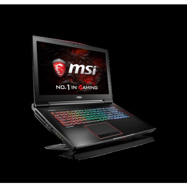 MSI GT73VR 6RF 077ES i7 6820 32GB 1T+512G 1080 4K – Portátil