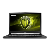 MSI WE73 080XES i7 8750H 16GB 1TB+256 P2000 DOS - Portátil