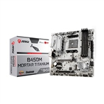 MSI B450M Mortar Titanium - Placa Base