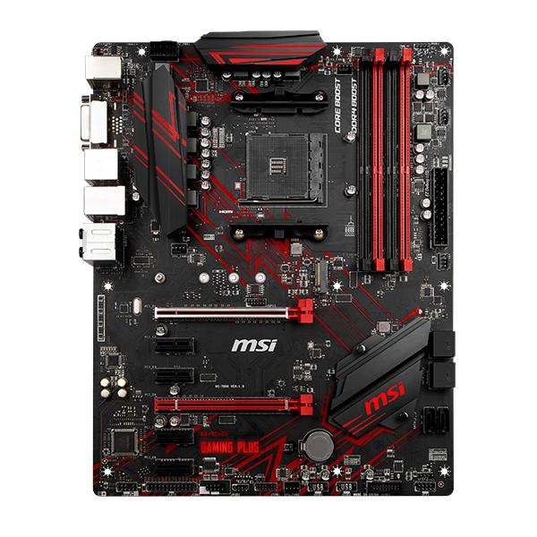 MSI B450 Gaming Plus - Placa Base