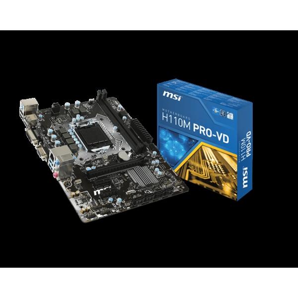 MSI H110M Pro-VD – Placa Base