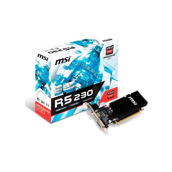 MSI R5 230 2GD3H LP - Grafica