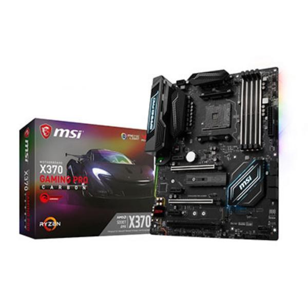 MSI X370 Gaming Pro Carbon – Placa Base