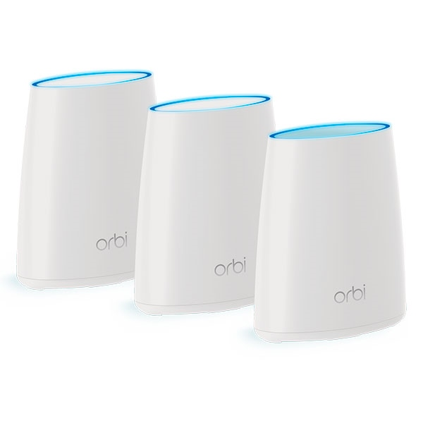 Netgear Orbi AC2200 Kit router + 2 satellites – AP
