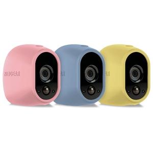 Netgear Arlo kit 3 fundas de colores – Accesorio camara ip