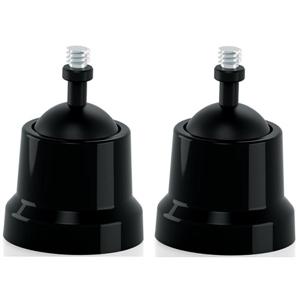 Netgear Arlo Pro kit 2 soportes negro – Accesorio camara ip