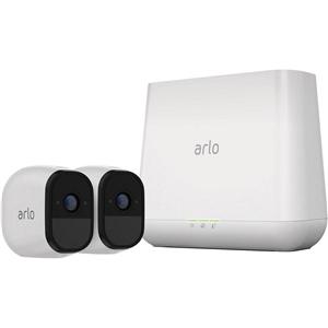 Netgear Arlo Pro Kit 2 camaras + sirena – Cámaras IP