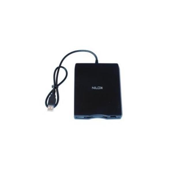 Nilox unidad de disquetes – USB 2.0