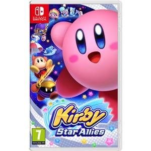 Nintendo Switch Kirby Star Allies – Juego