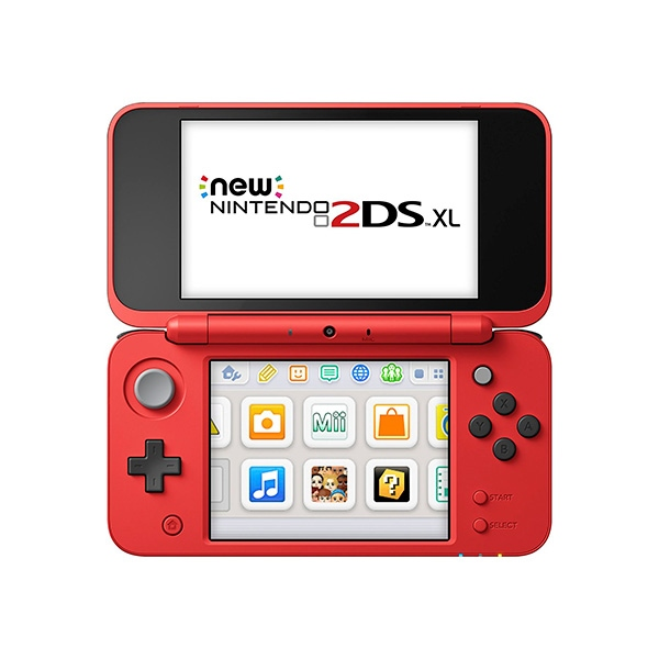 Nintendo New 2DS XL Edición Pokeball – Consola